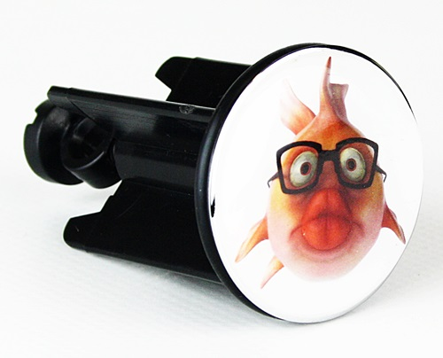 waschbeckenst psel abflussst psel st psel waschbecken fisch mit brille 104. Black Bedroom Furniture Sets. Home Design Ideas